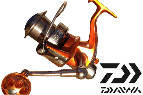 B/ CARRETE SHORECAST 5000 EVO SURFCASTING DAIWA