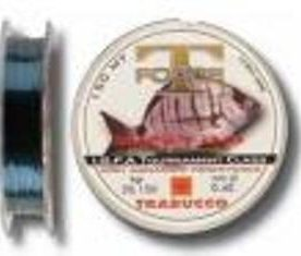 HILO TRABUCCO T FORCE  SUPER  ISO 0.30 300 METROS